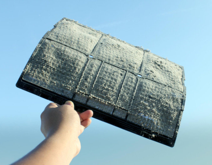 Dusty air filter: SBDPro Small Business Blog