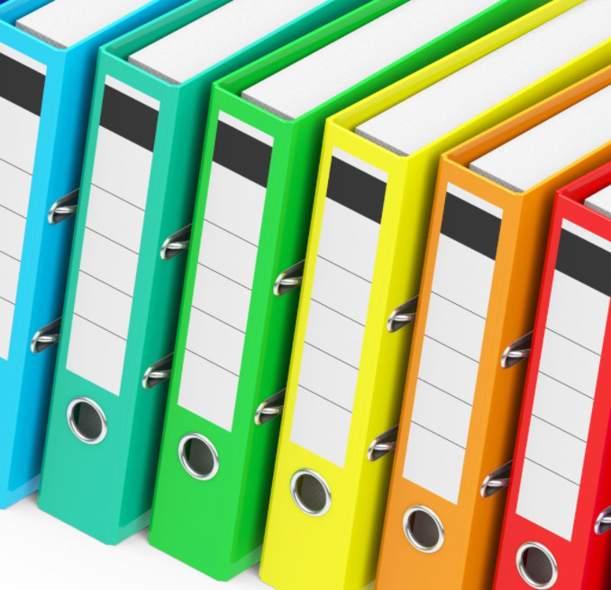 3-ring binders: SBDPro Small Business Best Practices Blog