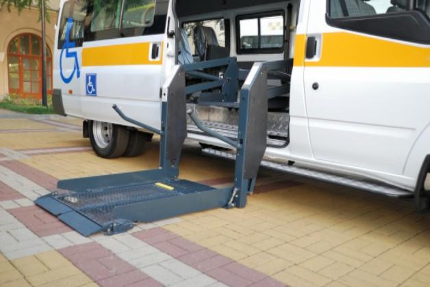 Wheelchair van financial assistance