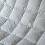 Wool bedding comforter