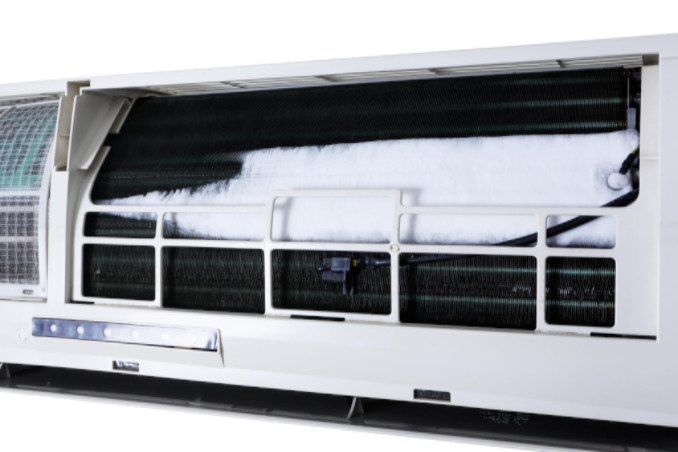 AC unit frozen: SBDPro Small Business Blog