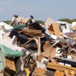 Mattress recycling and biodegrading