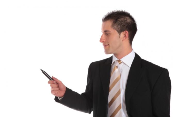 presentation binder tips