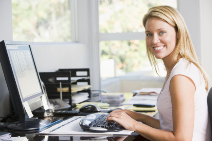 ways to improve home office