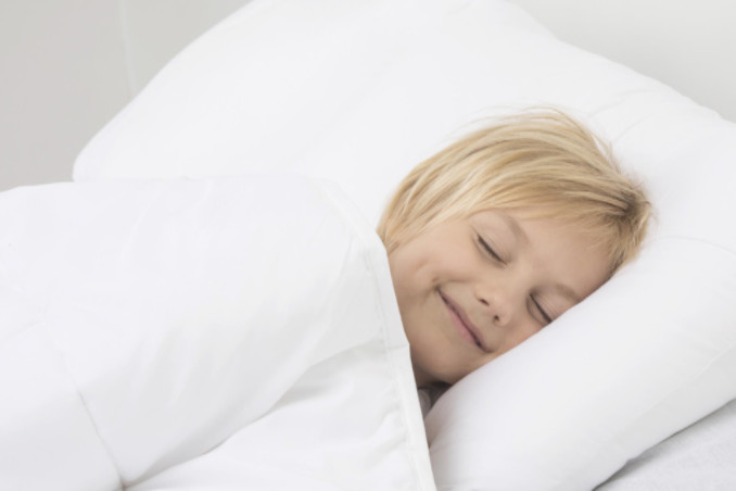 sleep easy with natural bedding