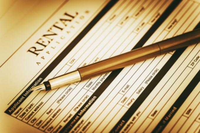 rental application: SBDPro Legal Article