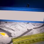 blue binder on desk: SBDPro Blog